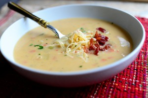 Potato Soup Pioneer Woman